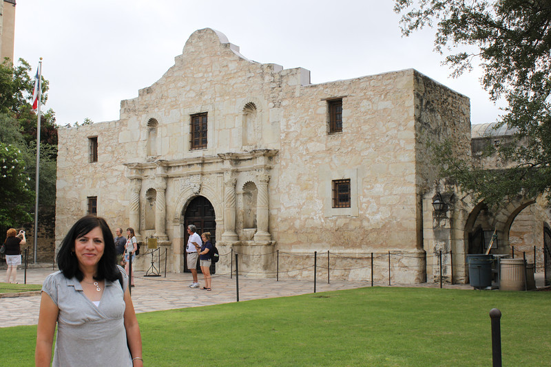 Jo-Ann and the Alamo