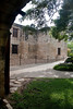 Alamo grounds.