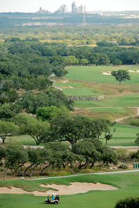 TPC San Antonio Golf Course.