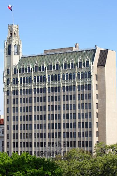 The Emily Morgan Hotel in downtown San Antonio