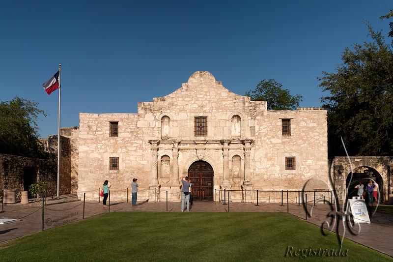 Alamo chapel