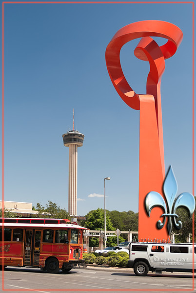 Tower of the Americas, Torch of Friendship