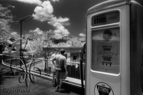 San Antonio, digital y analogico