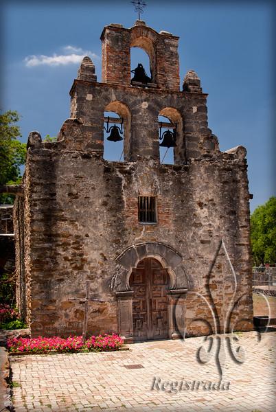 Mission Espada chapel