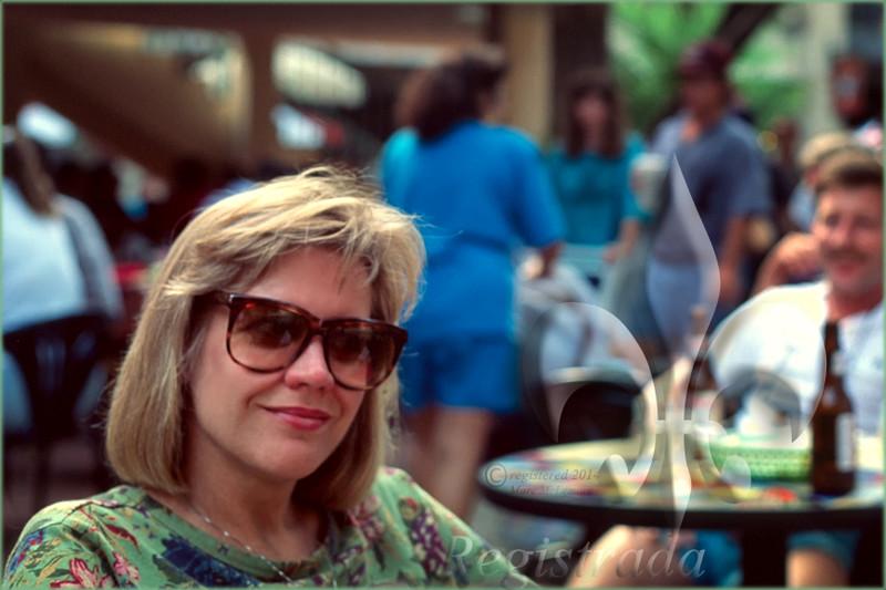 La Blonde Dangereuse, '92