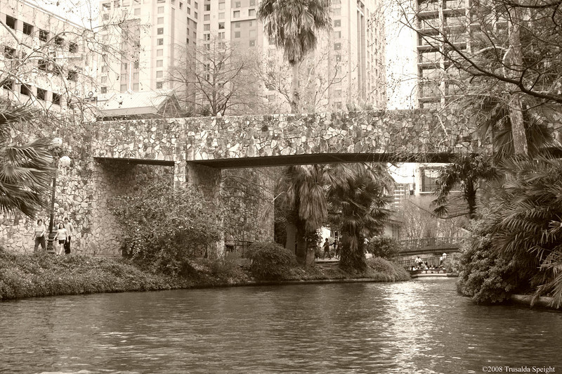 The Riverwalk San Antonio Tx