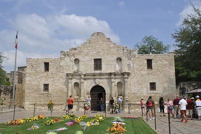 Mission Alamo- San Antonio, TX
