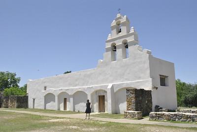 Mission San Juan Capistrano-San Antonio, TX