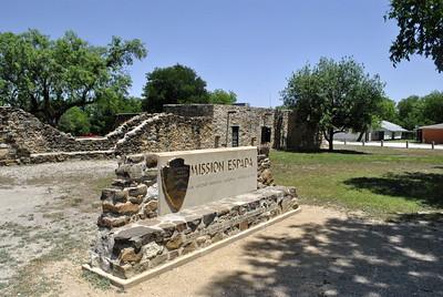 Mission Espada- San Antonio, TX