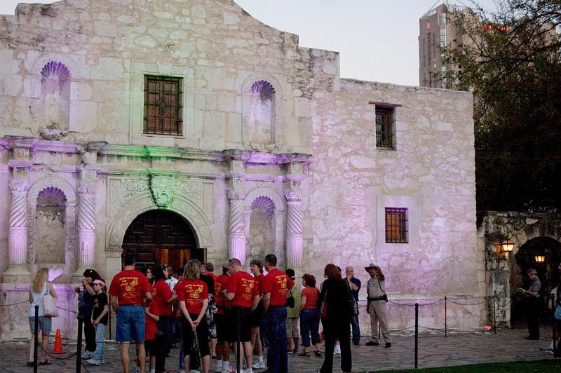 The Alamo, San Antonio TX