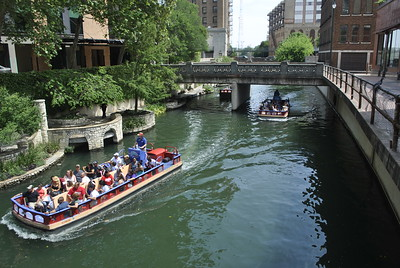 San Antonio Riverwalk- San Antonio, TX