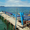 Small Dock for Inter Island travelers