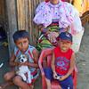 Typical Cuna Indians of San Blas