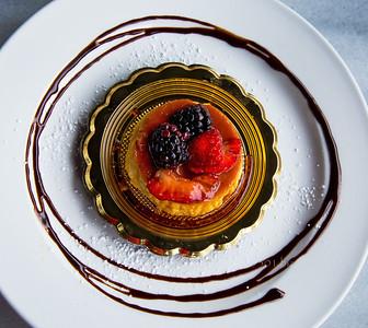 Fruit Flan Little Italy 6084c