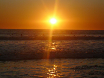 San Diego Sunset 1008