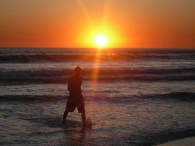 San Diego Sunset 100808 (2)