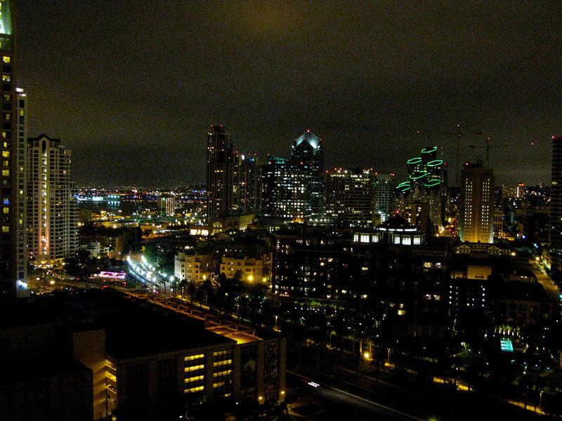 San Diego Nightscape