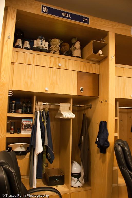 Bell's locker