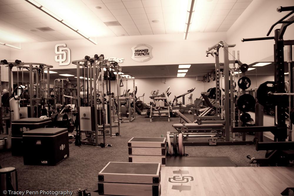 Padres Gym