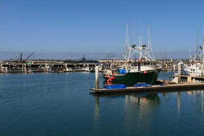Fishing Boats at Tuna Harbor