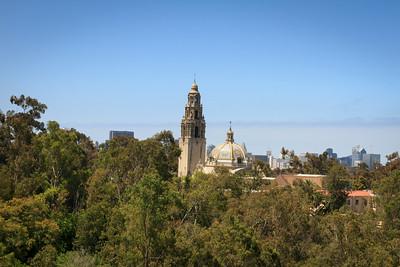 Balboa Park Rooftops