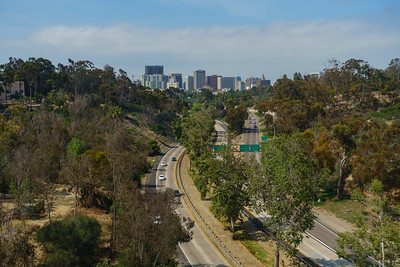 View from Cabrillo Bridge