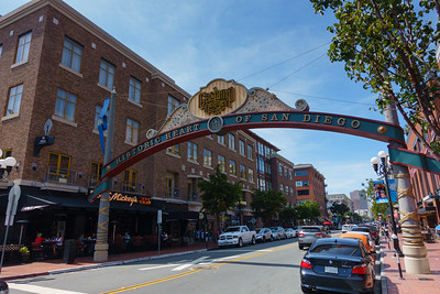 Historic Heart of San Diego