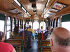 On a trolley tour of San Diego