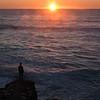 Sunset from La Jolla