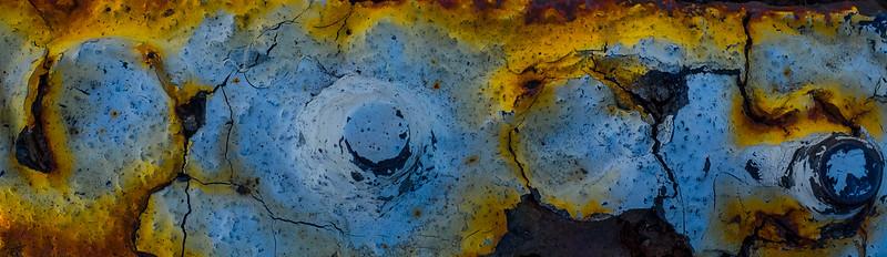 Rust as nature's paintbrush