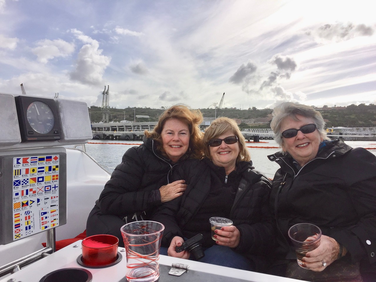 San Diego Sailboat Ride