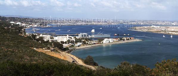 Point Loma Naval Base - San Diego, CA