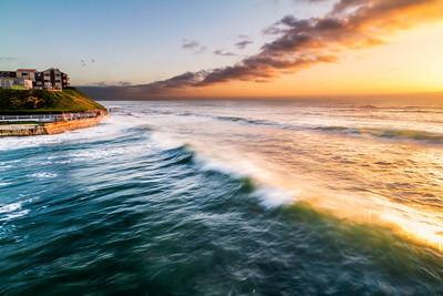 missing the ocean