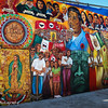 Portion of large mural, Chicano Park