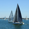 Nice day to be out sailing on San Diego Bay