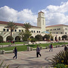 San Diego State University campus, San Diego, California