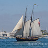 Old sailing ship, Spirit of Dana Point