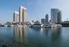 San Diego from Embarcadero Marina Park