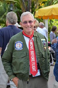Larry Yarham, President of the Intruder Association.