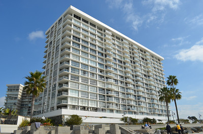 Part of Coronado Shores Complex