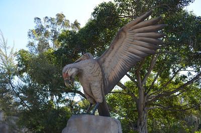 Condor Statue
