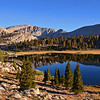 South Fork Lake in Golden Trout Wilderness