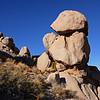 Rocks in the Buttermilks area near Bishop, California.
