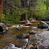 Rock Creek , Eastern Sierra, California