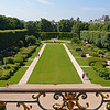 The Rodin Museum Gardens in Paris
