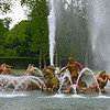 The Apollo fountain at Versailles