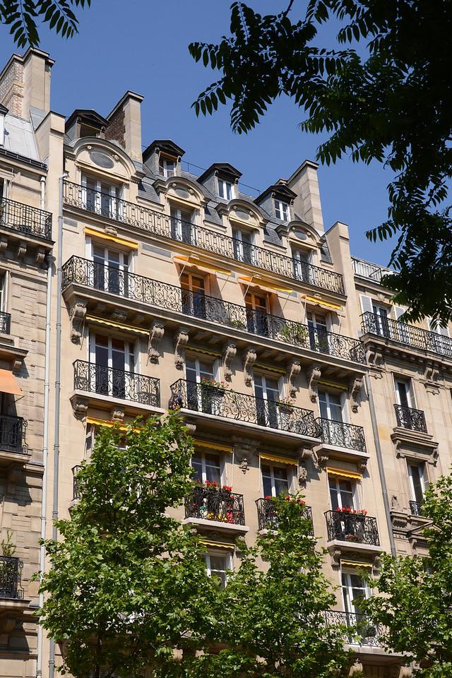 Near the Blvd. Saint Germain
