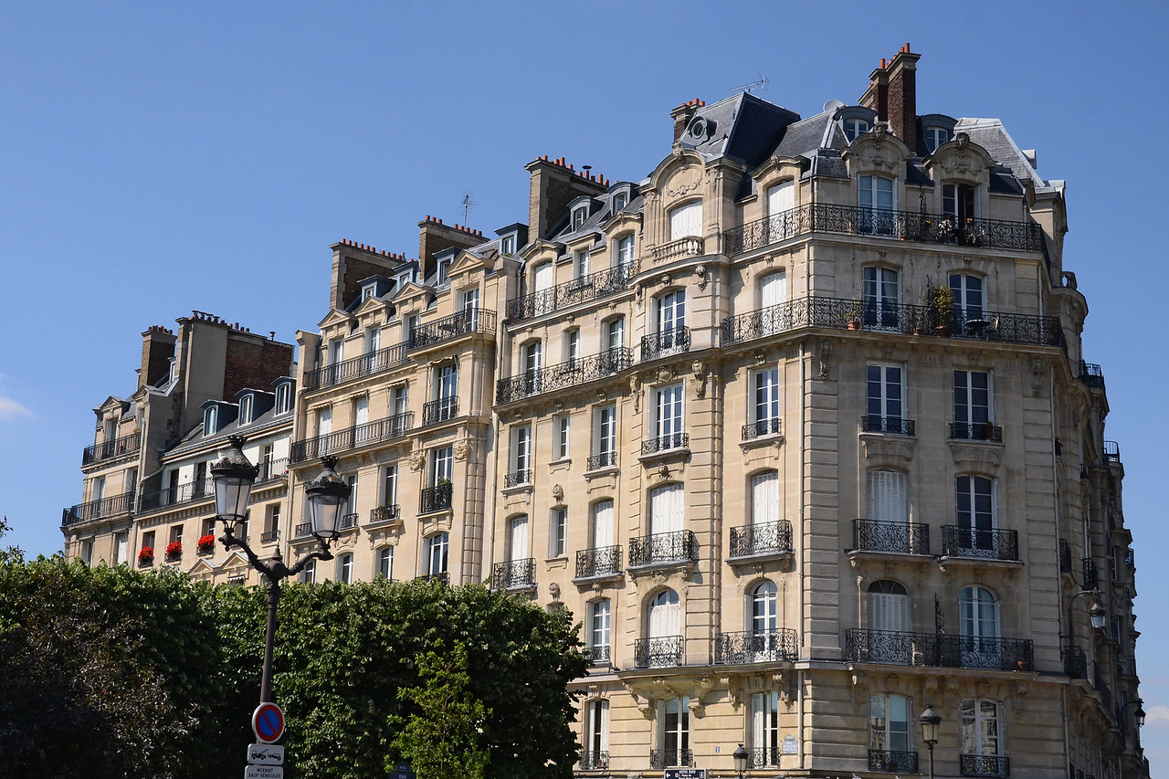 Great location on the Ile de la Cite in Paris