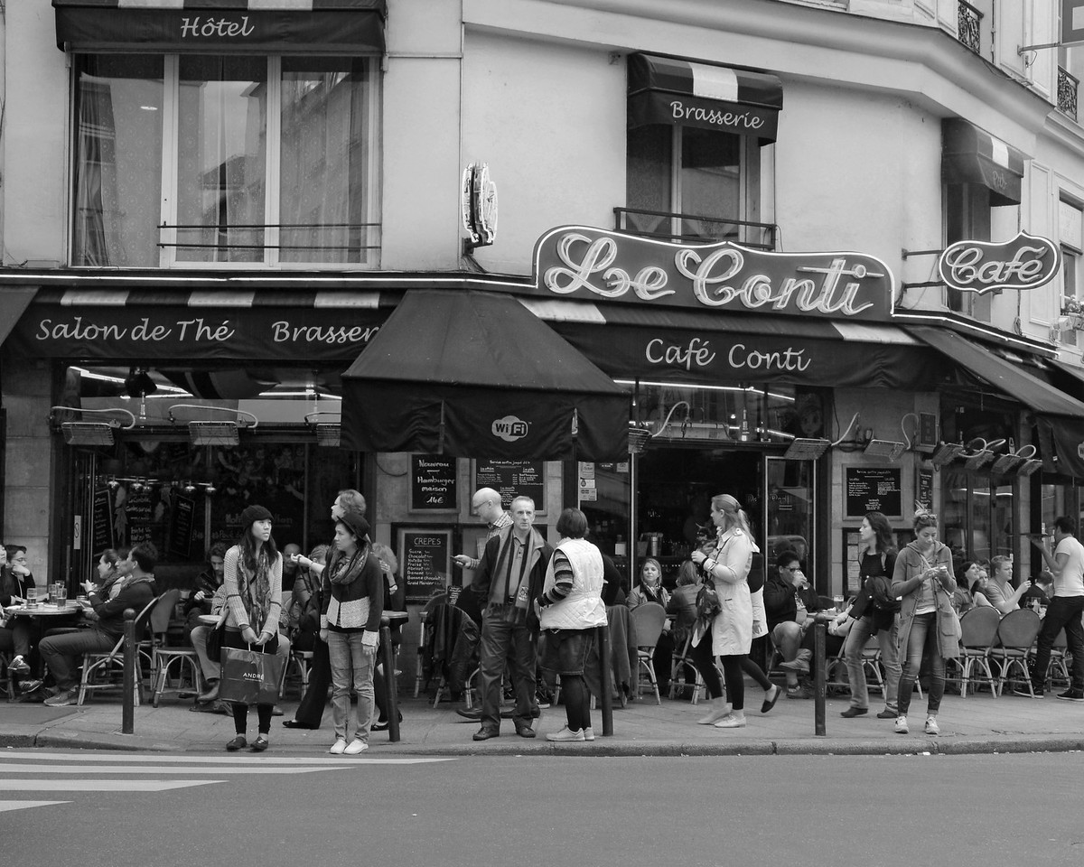 Cafe Le Conti