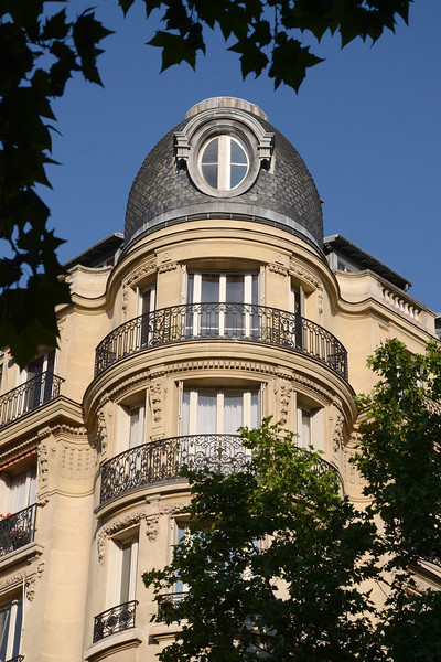 Nice building in the 7th Arrondissement